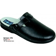 15лв MONETA 2796 Мъжки Анатомични Медицински Чехли, Производител - Монета , Черен MONETA